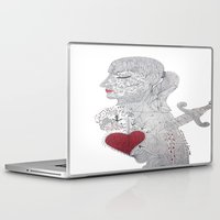selfie Laptop & iPad Skins featuring Selfie by Ina Spasova puzzle