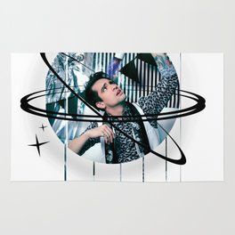brendon galactic urie Rug