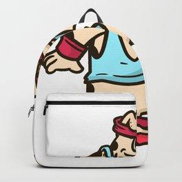 fitness dog Backpack