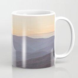 North Georgia Mountains Coffee Mug