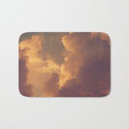 After the Storm (Pink Version) Bath Mat