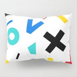 color signal Pillow Sham