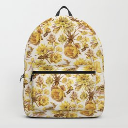 Vintage Flora Tarantula Backpack