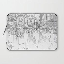 Tokyo citylife Laptop Sleeve