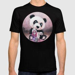 Candie and Panda T-shirt