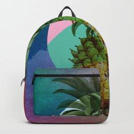 Pineapple Poster Art Backpack