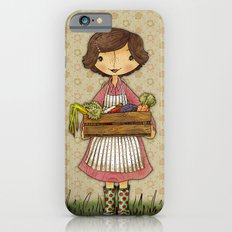 Anna the Farmer iPhone 6s Slim Case