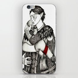Letter from Varric iPhone Skin