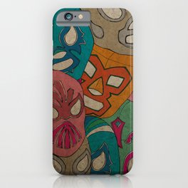 love lucha iPhone Case