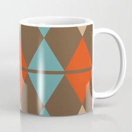 Retro Diamond Coffee Mug