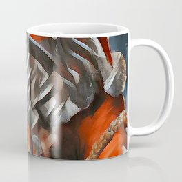 CHRISTMAS ART BY DAVID CONIN Coffee Mug