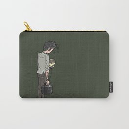 Waiting For Nothing Carry-All Pouch