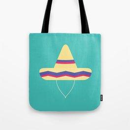 #31 Sombrero Tote Bag
