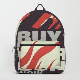 Buy War Bonds now. Backpack