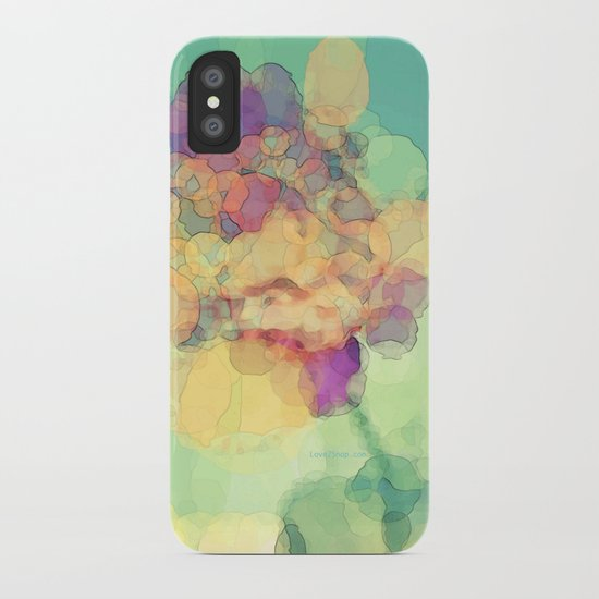 A Rose to Remember iPhone Case