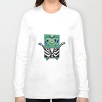 bmo Long Sleeve T-shirts featuring BMO by Ilse Nonsense