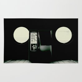 photo booth Rug