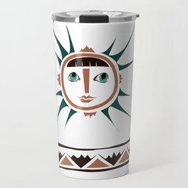 Elments-Fire/Sun Travel Mug