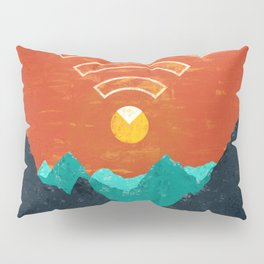 OUT OF OFFICE Pillow Sham
