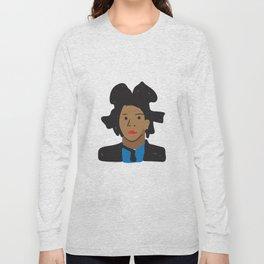 Basquiat Long Sleeve T-shirt