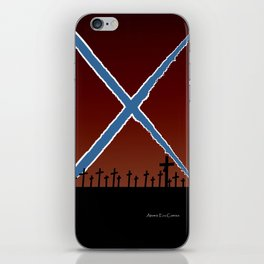 The Confederation iPhone Skin