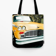 Yellow Cab (2) Tote Bag
