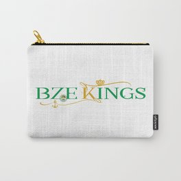 BZE Kings Plain Graphic Tees Carry-All Pouch