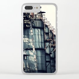 Berlin-View Clear iPhone Case