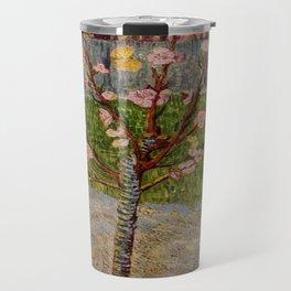 Vincent Van Gogh's Almond Tree in Blossom Travel Mug