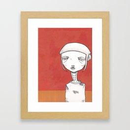 """""""So Mod"""" Framed Art Print"""