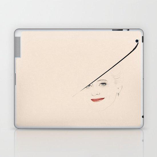 Eliza Laptop & iPad Skin