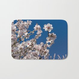 Almond blossom (the Algarve, Portugal) Bath Mat