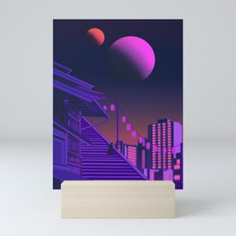 Vivid Dream Mini Art Print