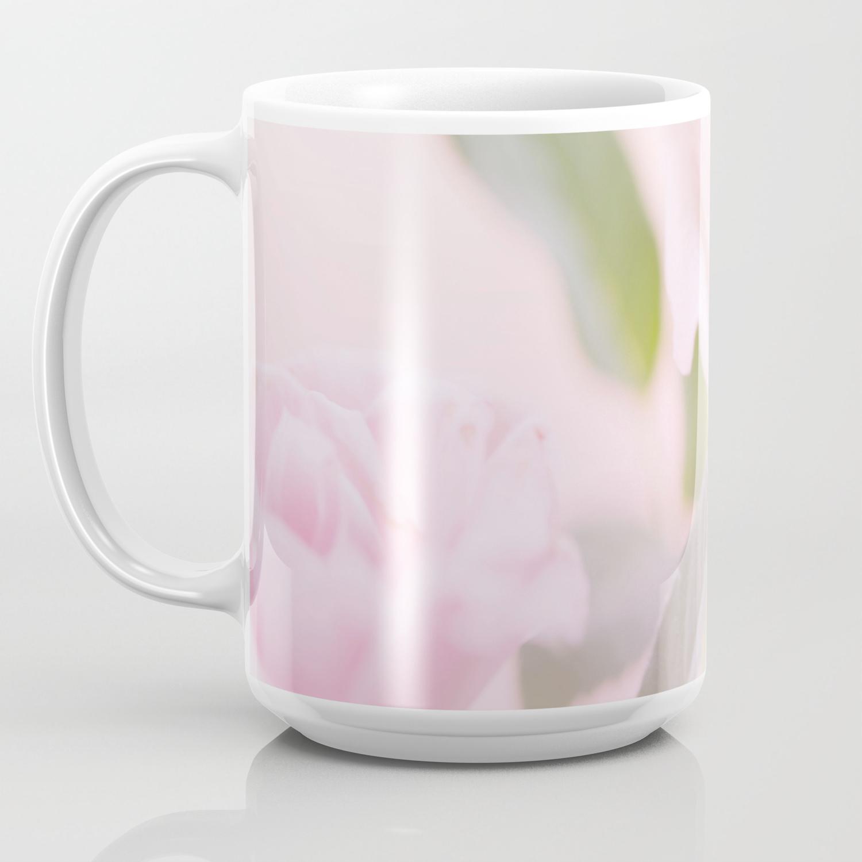 Good Morning Beautiful Soft Mood Touch Of Romance Society6 Art Coffee Mug
