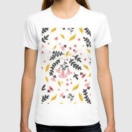 Scandi woodland T-shirt