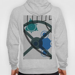 Abstract Space 03 Hoody