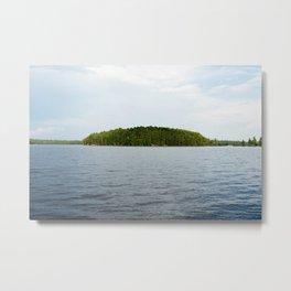 Minnesota Island Metal Print