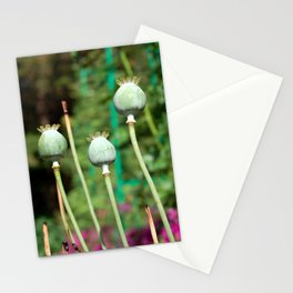 Flowers in Monet's Garden Stationery Cards