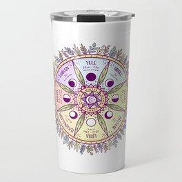 Wheel of the Year Travel Mug