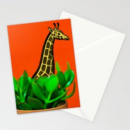 Have you seen my Jade Plant? Stationery Cards
