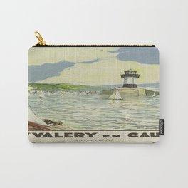 Vintage poster - St. Valery en Caux, France Carry-All Pouch