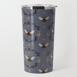 Ode to the Bumblebee Travel Mug