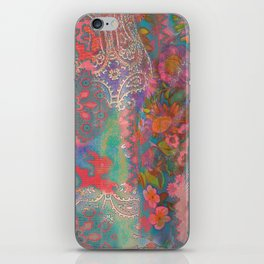 Tracy Porter / Poetic Wanderlust: Good Vibes Only iPhone Skin