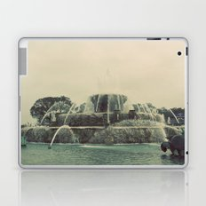 Buckingham Fountain Chicago Laptop & iPad Skin