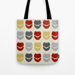 Retro Tulipa 2 Tote Bag