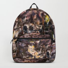 A Quiet Walk in the Woods Backpack