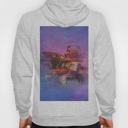cars lost in the mist of time Hoody