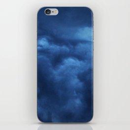 Upset Cumulonimbus iPhone Skin