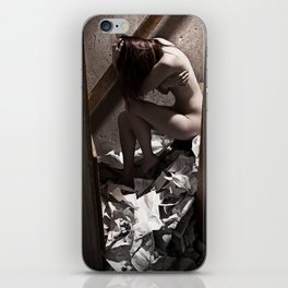 Frustration of Creation iPhone Skin