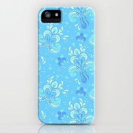 fleur de otachi - light iPhone Case